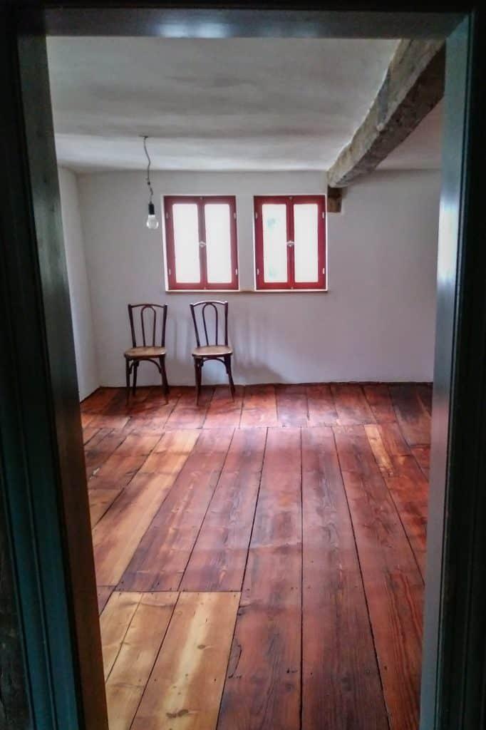 Zimmer im 1. Stock des Wehrmannhaus